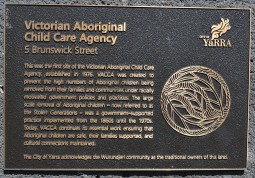 Victorian Aboriginal Child Care Agency